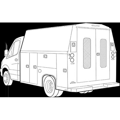 Utility Vans for Sale | Comvoy