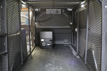 Secure Transport Vans